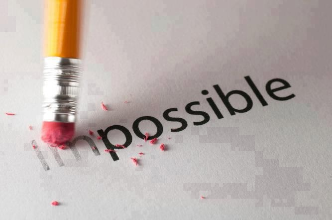 Anything is Possible - If you can see it and believe it